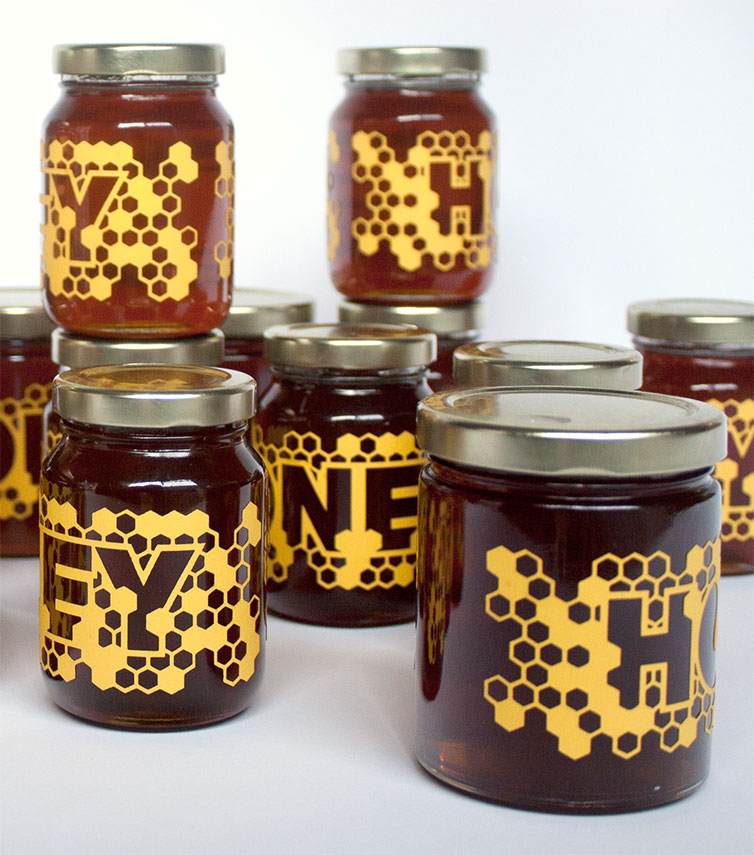 honey labels 1
