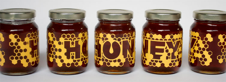 honey labels 2