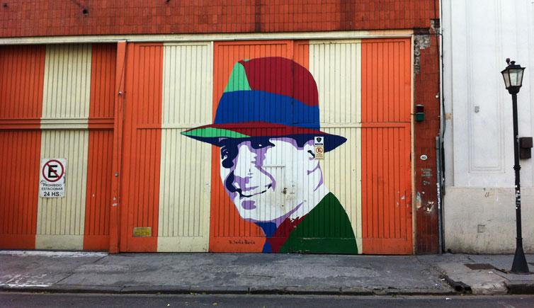 Street art à Buenos Aires, Argentine