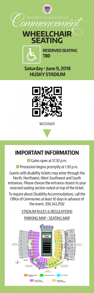 accessibility ticket design
