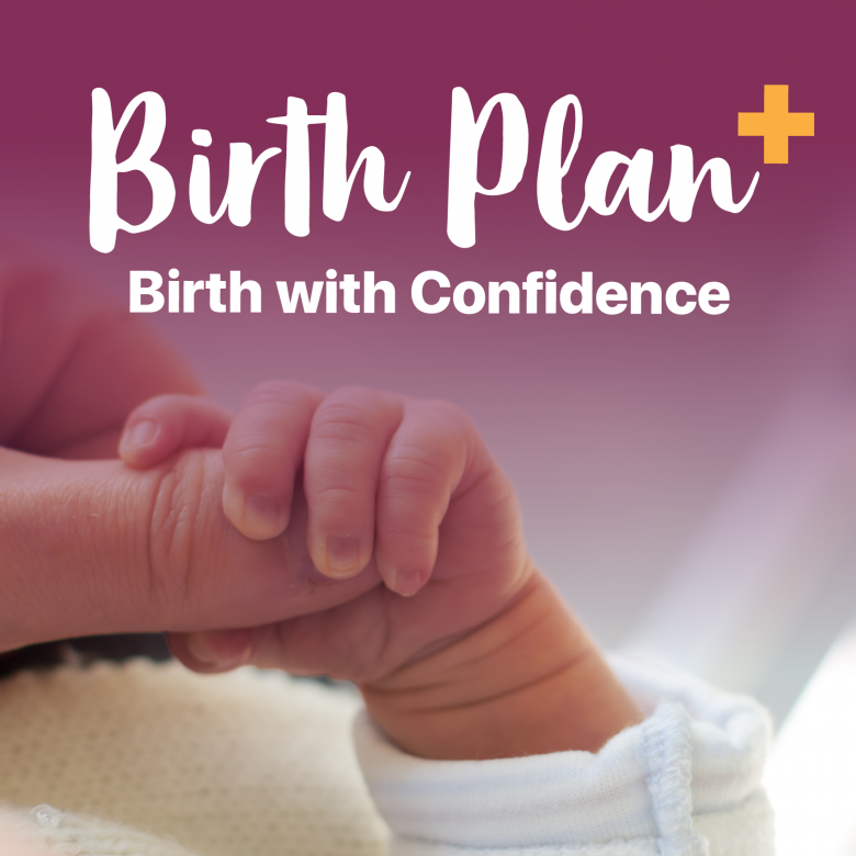 Birth Plan Plus App | brand